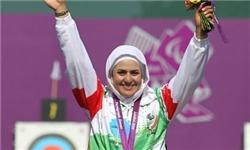 بانوی کرمانی ورزشکار سال جهان شد