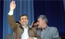 رئیس جمهور وارد کرمان شد