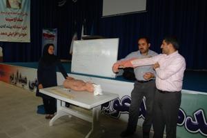 آموزش پیشگیری از صدماتی که در حوادث طبیعی رخ میدهد در نجات جان افراد موثر است.
