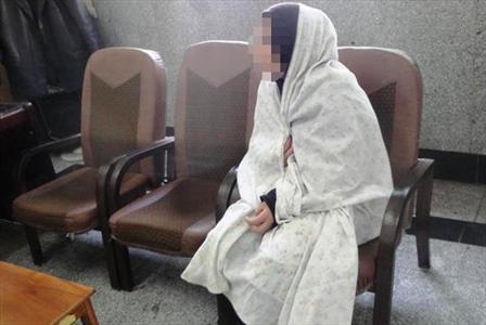 سوء استفاده عروس خانم از پدرشوهرش!+عکس