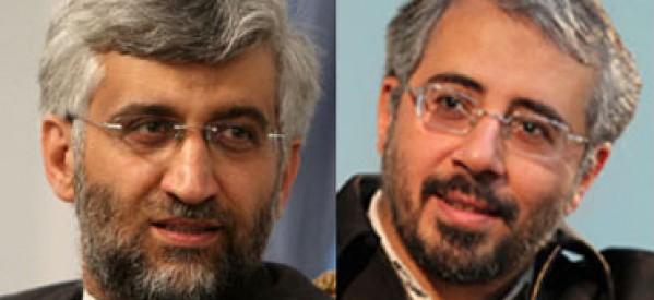 لنکرانی به نفع سعید جلیلی از کاندیداتوری انصراف داد