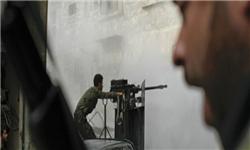 ارتش سوریه بزگراره ادلب-لاذقیه را بازگشایی کرد/۲۰۰ تروریست کشته شدند