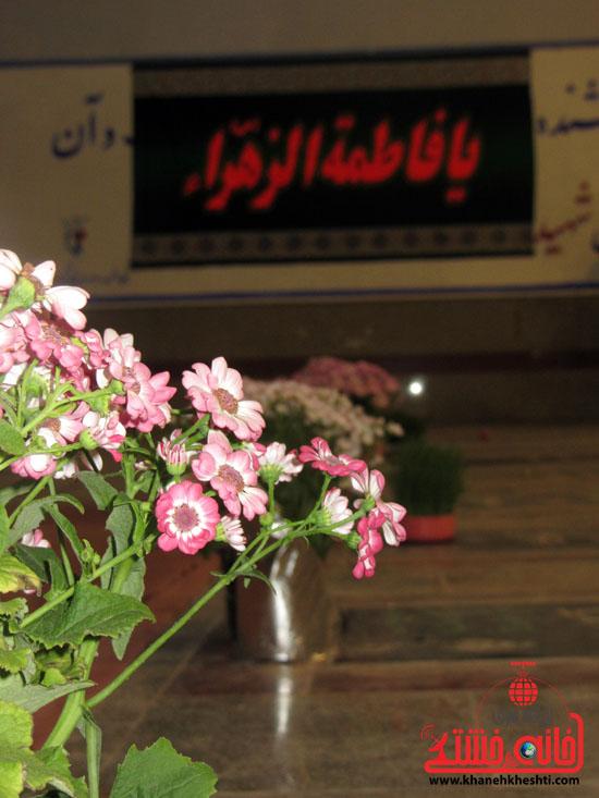 مراسم تحویل سال نو در جوار قبور شهدا رفسنجان (10)