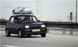 بیش از ۱۹ هزار مسافر نوروزی وارد رفسنجان شدند