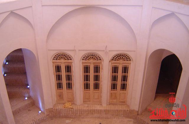 بزرگ ترین خانه خشتی جهان رفسنجان
