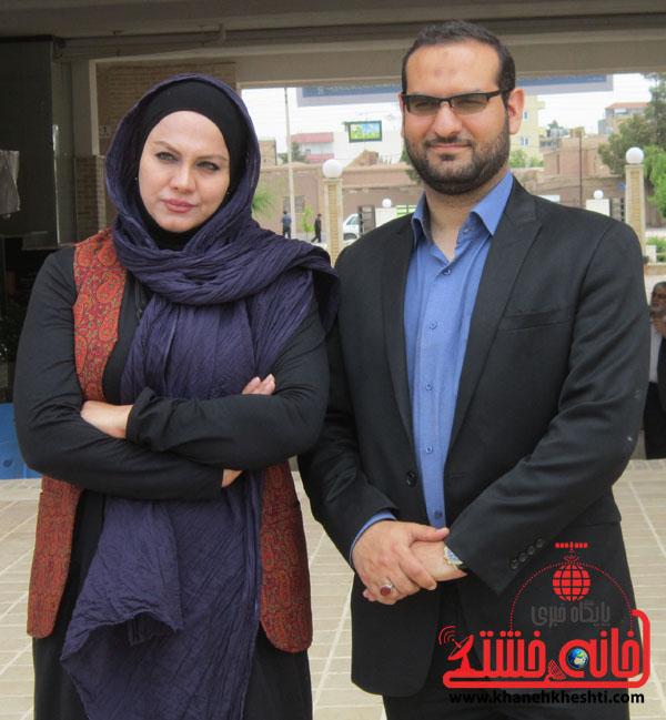 شیار 143 نرگس آبیار و محمدحسین قاسمی