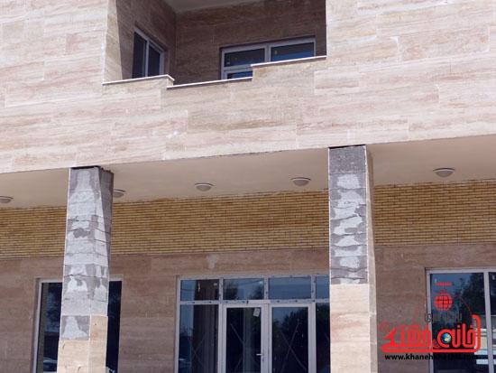 ساختمان نوساز-رفسنجان-پست