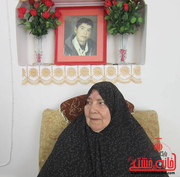 «الحمدا… رب العالمین» تنها تسلا بخش دل بیقرار مادر