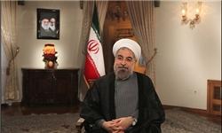 روحانی : فعلا سکوت می کنم