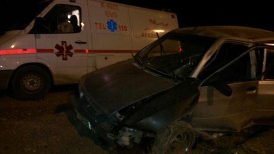 سانحه رانندگی در محور انار – نوق جوان 20 ساله را به کام مرگ برد