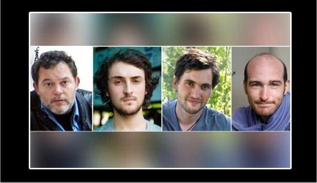 روایت خبرنگار فرانسوی از اسارت در سوریه +تصاویر