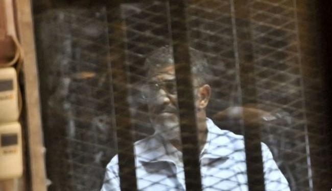 محاکمه اولین رییس جمهور منتخب مصر به اتهام جاسوسی
