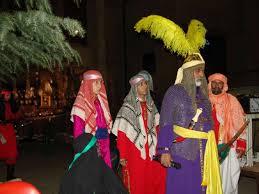 حضور گروه تعزیه موسی بن جعفر(ع) رفسنجان در جشنواره نمایش های آئینی استان