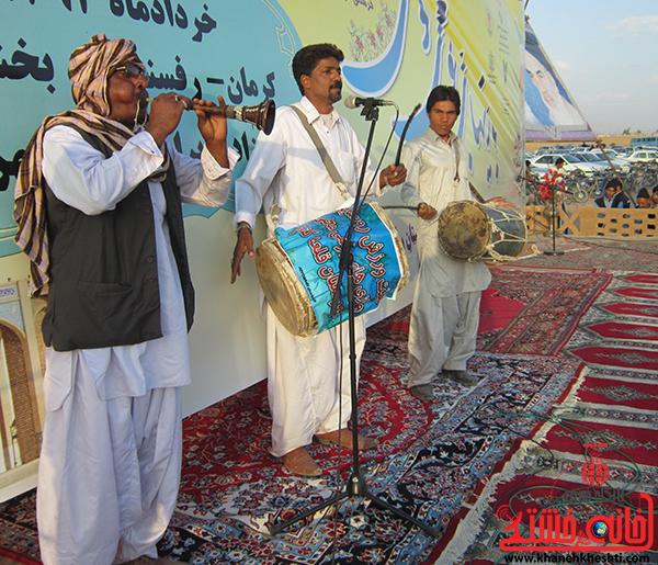 آواز محلی جشنواره بازی های بومی و محلی