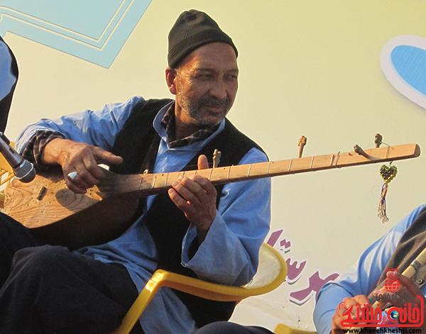آواز محلی جشنواره بازی های بومی و محلی3