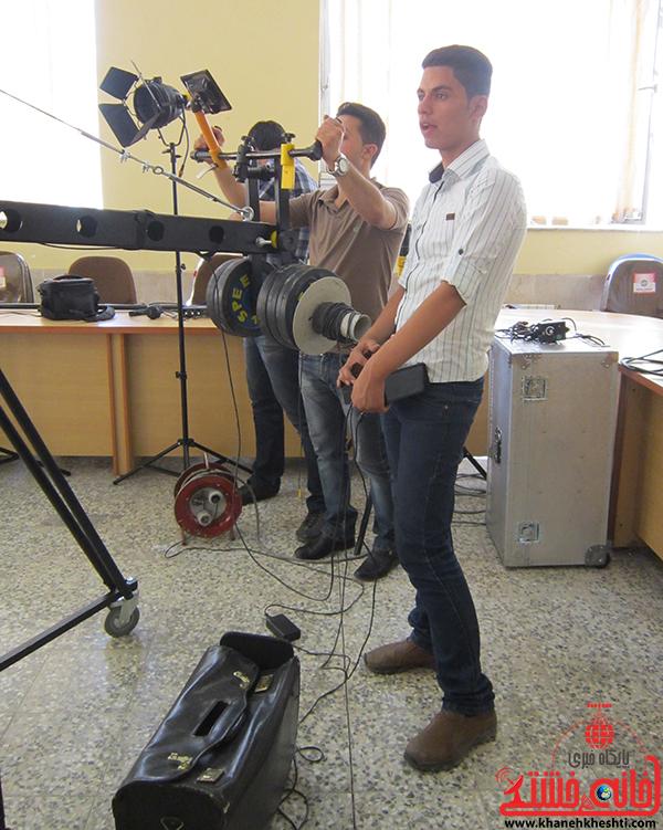 تجهیزات سینمایی انجمن سینمای جوانان رفسنجان
