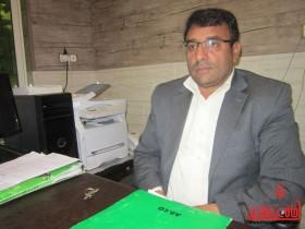 عباس گلچین رییس منابع طبیعی رفسنجان