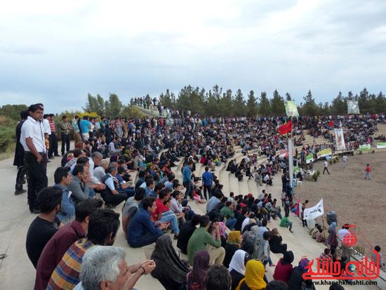 مسابقات زیبایی اسبان اصیل بومی فلات ایران- رفسنجان (20)