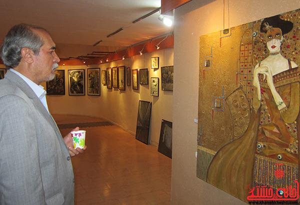 نمایشگاه نقاشی پروانه شدن23