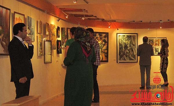 نمایشگاه نقاشی پروانه شدن25