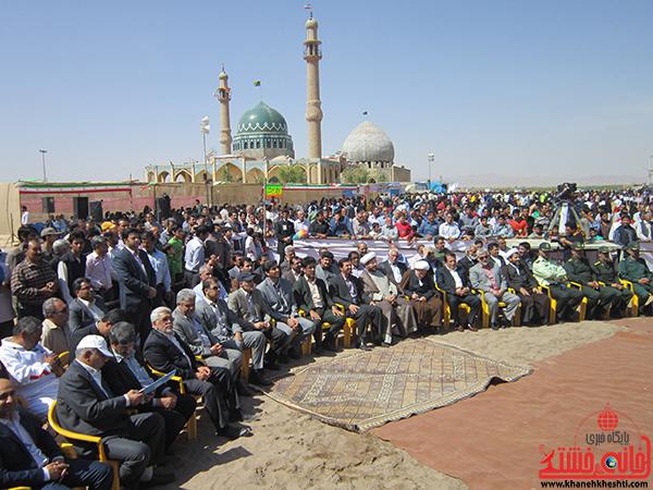 نتایج هشتمین جشنواره بازیهای بومی و محلی در رفسنجان/کرمان همچنان رکوردار شترسواری