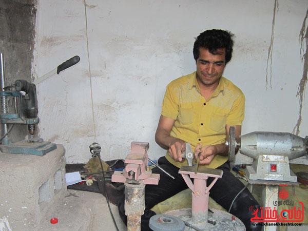 چاقوسازی، قدیمی ترین صنعت دستی راین