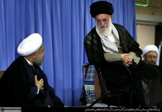 رهبر معظم انقلاب در دیدار مسئولان، سفیران و اقشار مختلف مردم
