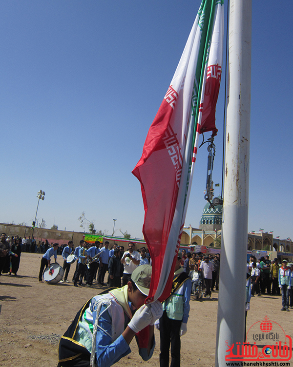 16هشتمین جشنواره بازیهای بومی محلی رفسنجان_بهرمان