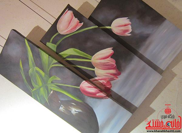 2نمایشگاه نقاشی پروانه شدن