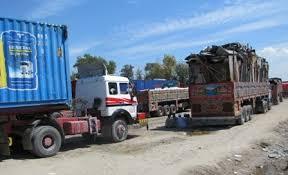 بیش از ۱۰ هزار تن کالا از رفسنجان به خارج از کشور صادر شد