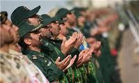 صبحگاه مشترک نیروهای مسلح رفسنجان برگزار شد