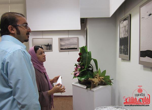 افتتاحیه نمایشگاه عکس بمناسبت هفته فیلم و عکس