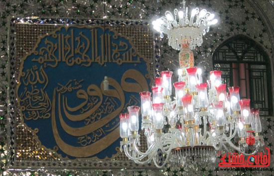 امامزاده سید جلال الدین رفسنجان1