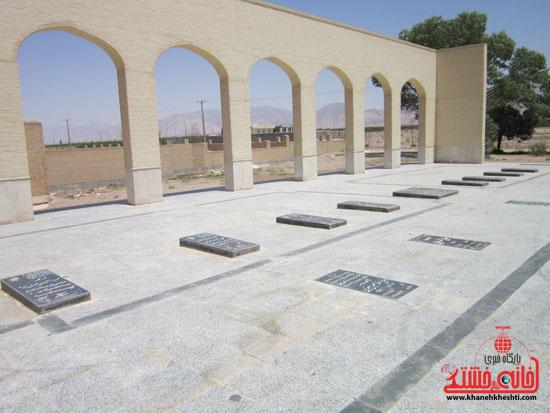 بازدید فرماندار رفسنجان از دهستان رضوان14