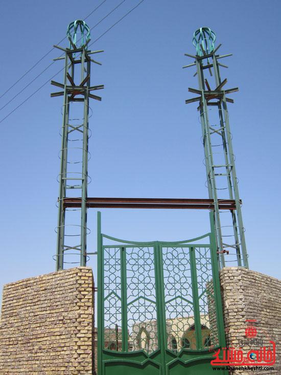 بازدید فرماندار رفسنجان از دهستان رضوان245
