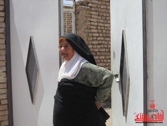 بازدید فرماندار رفسنجان از دهستان رضوان25