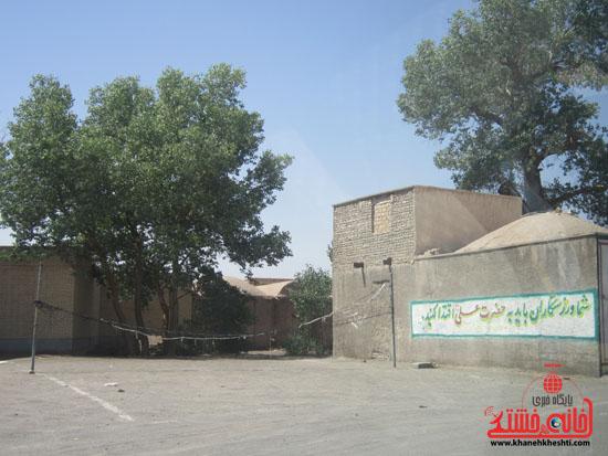 بازدید فرماندار رفسنجان از دهستان رضوان40