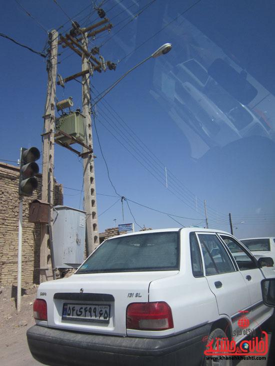 بازدید فرماندار رفسنجان از دهستان رضوان474