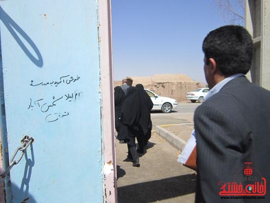 بازدید فرماندار رفسنجان از دهستان رضوان51