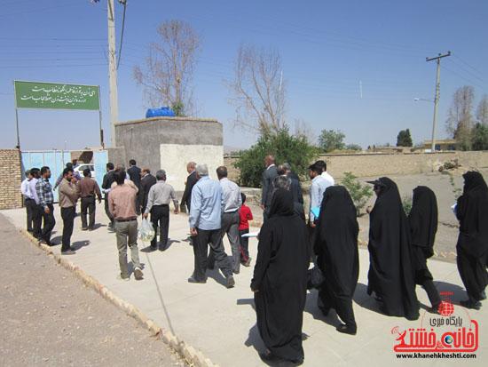 بازدید فرماندار رفسنجان از دهستان رضوان521