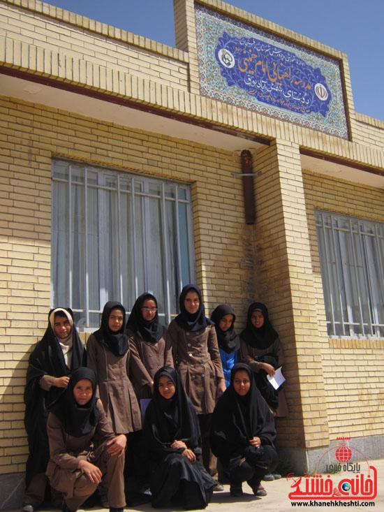 بازدید فرماندار رفسنجان از دهستان رضوان53