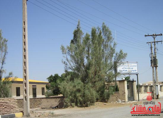 بازدید فرماندار رفسنجان از دهستان رضوان57