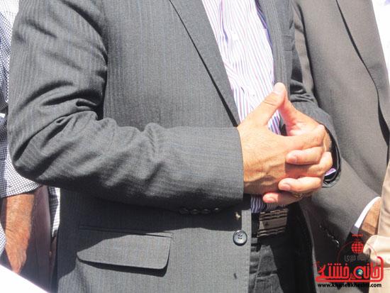 بازدید فرماندار رفسنجان از دهستان رضوان601