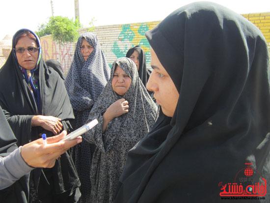 بازدید فرماندار رفسنجان از دهستان رضوان75
