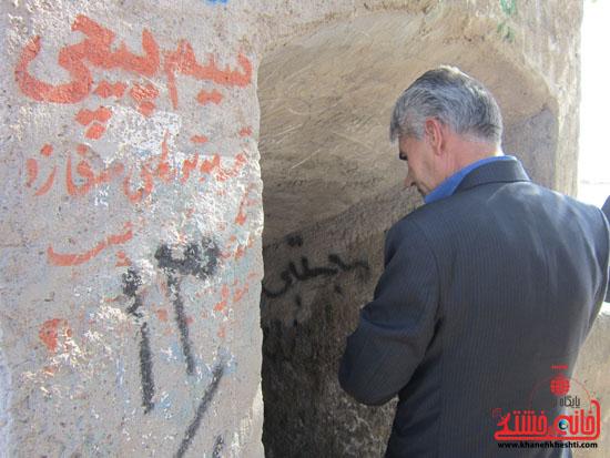 بازدید فرماندار رفسنجان از دهستان رضوان81