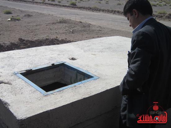 بازدید فرماندار رفسنجان از دهستان رضوان84