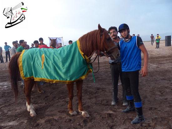 برگزاری مسابقات کورس سوارکاری بهاره ۹۳ در رفسنجان (10)