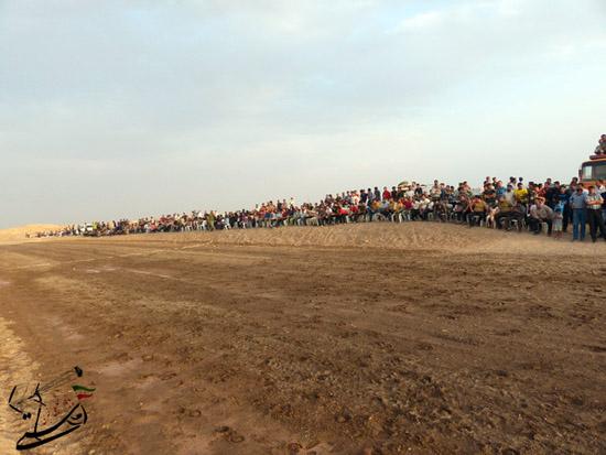 برگزاری مسابقات کورس سوارکاری بهاره ۹۳ در رفسنجان (2)