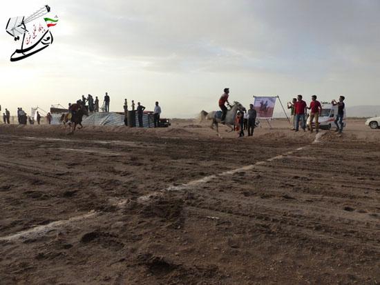 برگزاری مسابقات کورس سوارکاری بهاره ۹۳ در رفسنجان (6)