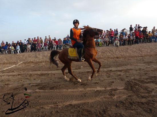 برگزاری مسابقات کورس سوارکاری بهاره ۹۳ در رفسنجان (7)